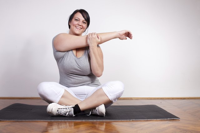 There are many benefits of exercising for obese women.