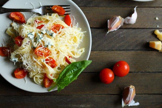So... pasta might actually decrease your waistline.