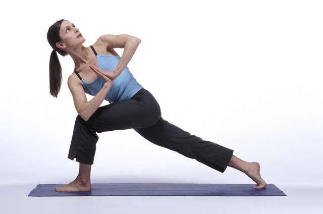 Twisting postures may relieve constipation.