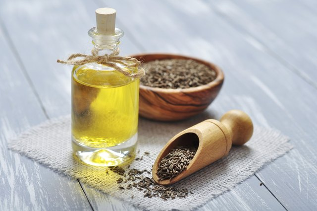 Cumin is a seed derived spice.