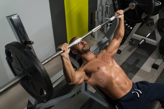 You may naturally use the valsalva maneuver when lifting a heavy barbell.