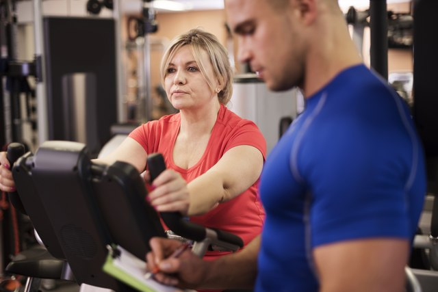 A personal trainer can give you personalized workouts to help you achieve your goals.