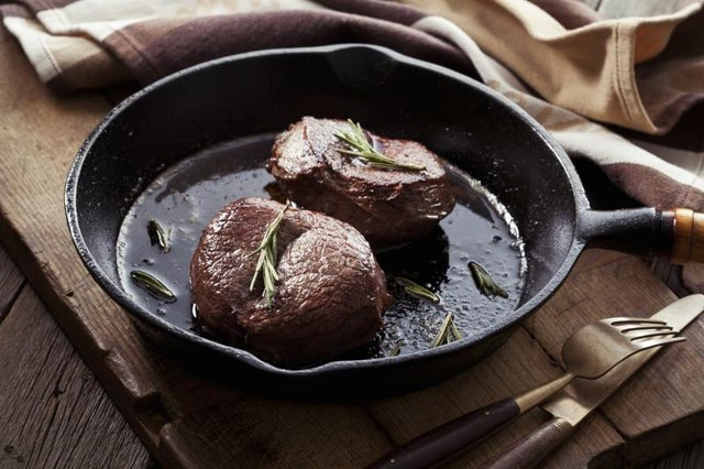 The Best Way to Cook Red Meat Without Destroying the Proteins, Vitamins & Minerals