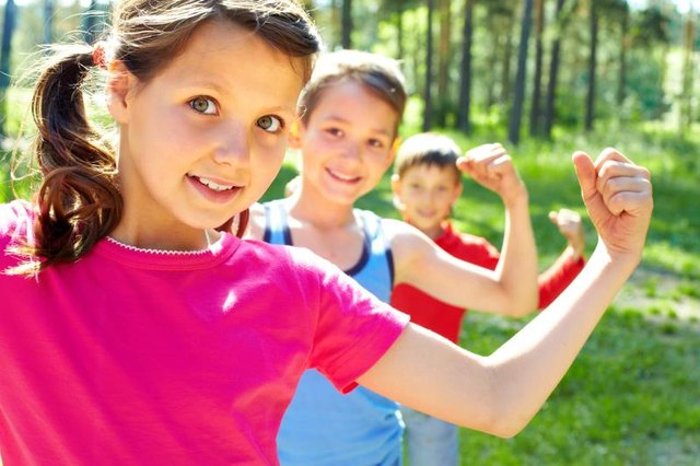 Kids who exercise experience quite the opposite of stunted growth.