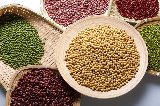 Legumes are an excellent source of lean protein.