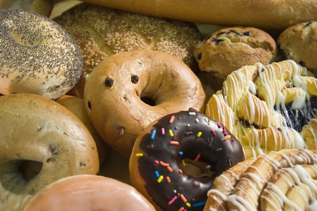 Bagels and donuts