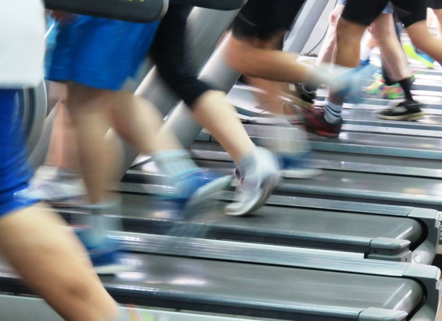 Treadmills may distort your gait in ways that could cause pain.