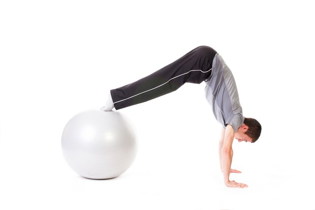 Stability Ball Jackknife
