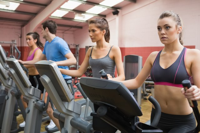 Elliptical machines help increase your aerobic capacity.