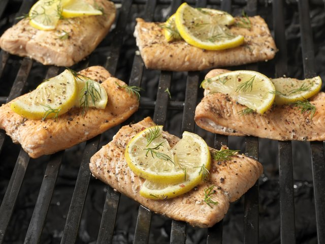 salmon is a good source of Omega-3 fatty acids