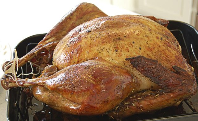 How to Cook a 21.5-Pound Turkey at 325 Degrees F