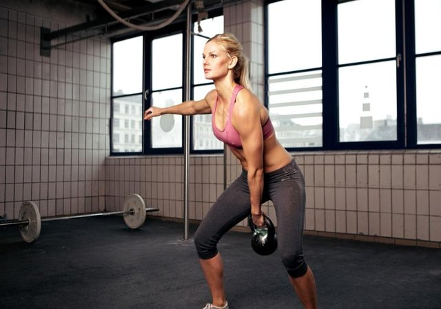 HIIT workouts are great for stoking your metabolic fire.