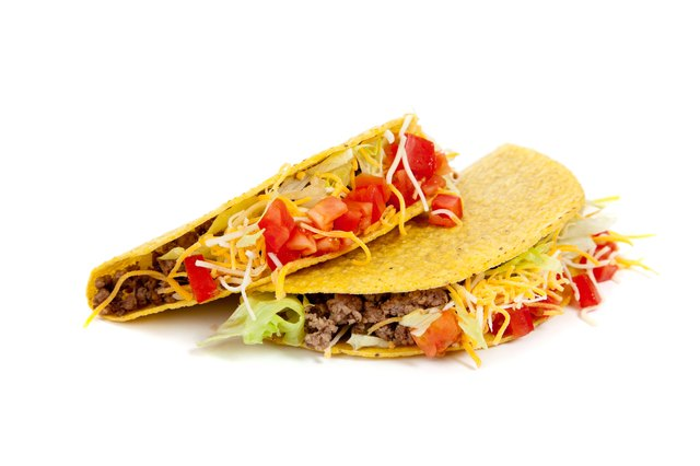 What's Really Inside Taco Bell's Crunchy Beef Taco?
