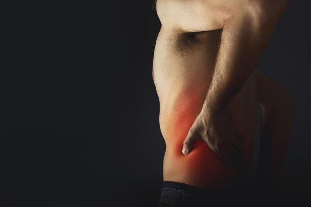 A herniated disk is more likely to cause pain than a bulging disk.