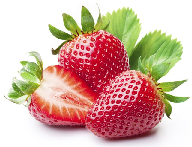 Strawberries are allowed on the HCG diet.