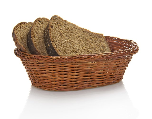 Whole wheat bread.