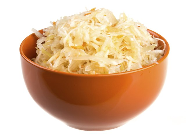 Are Fermented Foods High In Yeast