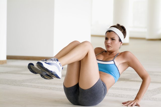 Increase calorie burning even further with a circuit-training approach.