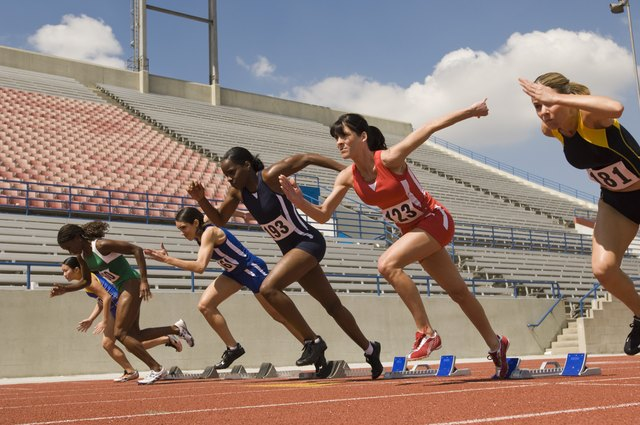 Sprinting improves your top-end speed.