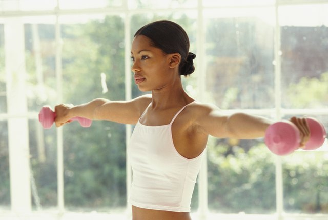 Strength training is one of the most beneficial parts of a complete exercise routine.