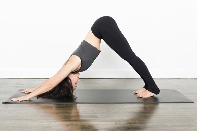 how to do hatha yoga neck stand