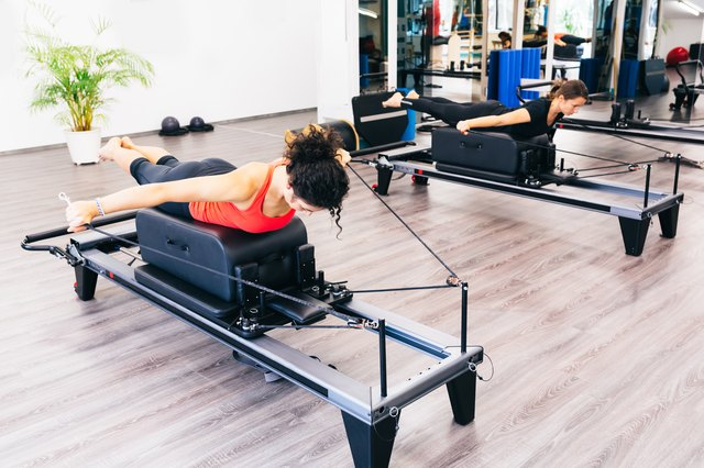 Use the Reformer to increase flexibility levels.