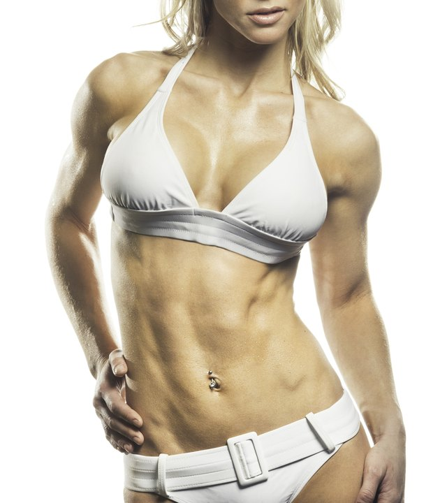 Electrically stimulated ab workouts will help you build ab muscle.