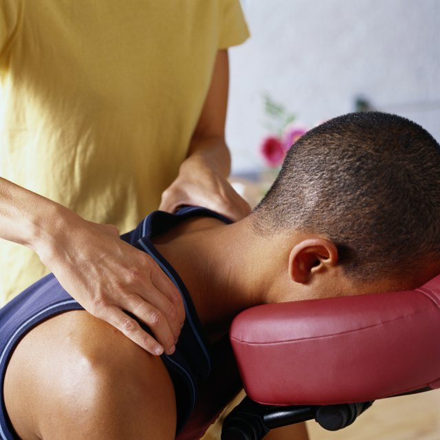 Massage, heat or water therapy, ultrasound and electrical stimulation are tools you may use.