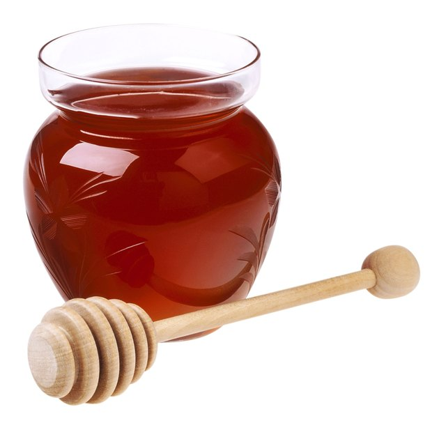 Honey is an antimicrobial agent.