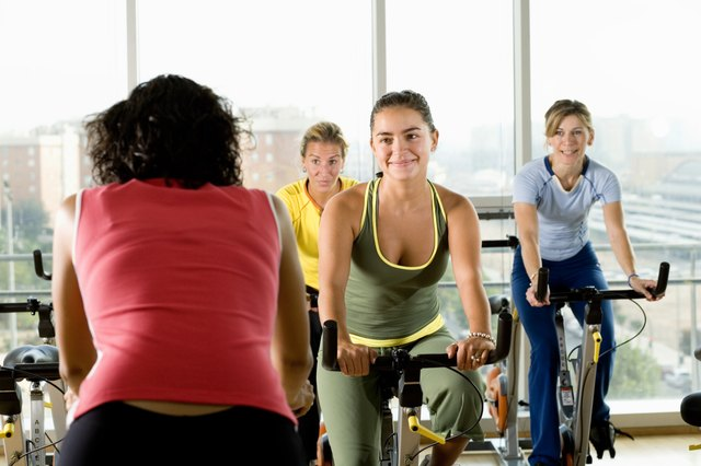 Recumbent stationary bikes might offer the best low-impact aerobic workout and weight loss exercise.