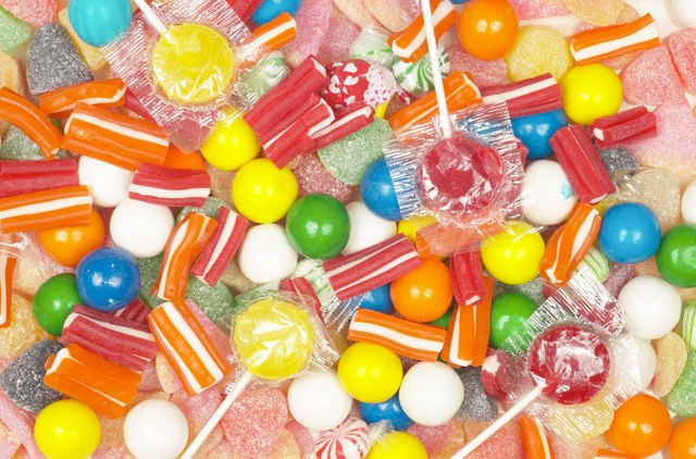 Avoid constant exposure to sugary foods such as candy, gum and soda.
