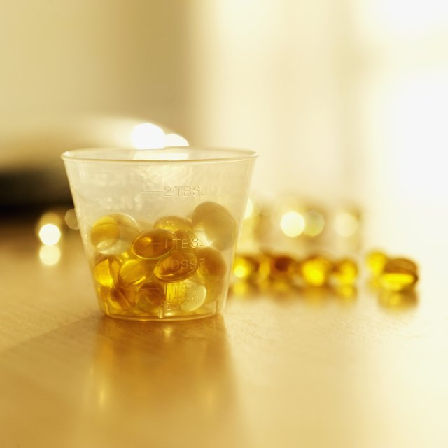 Fish oils may increase your risk of gout.