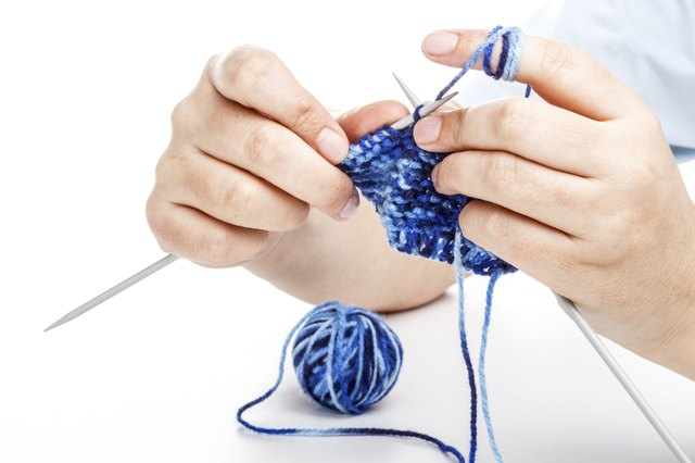 Develop a new hobby like knitting.