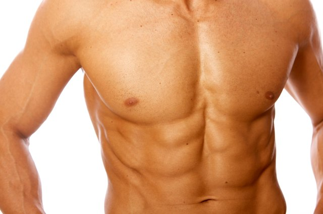 When you burn fat, you reveal strong abs.
