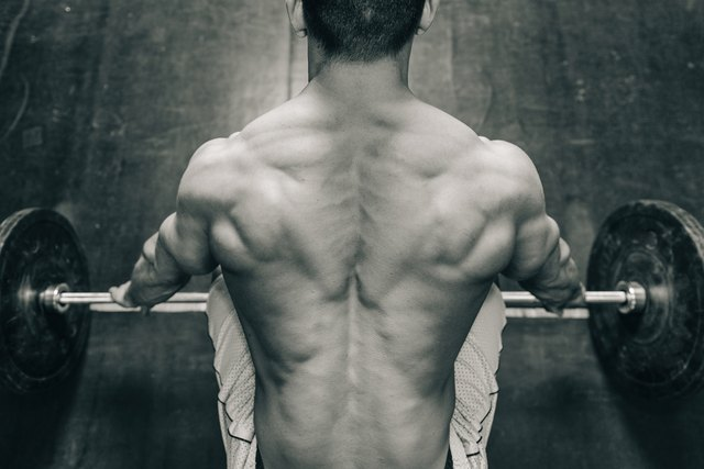 Stay in the middle range of repetitions for the most muscle growth.
