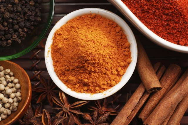 Turmeric is believed to have originated in India.