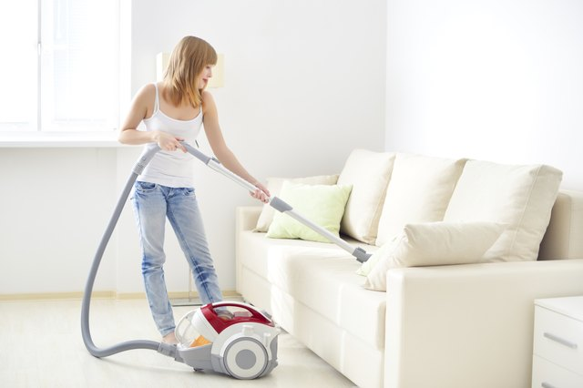 Mopping and vacuuming also need to be done regularly.