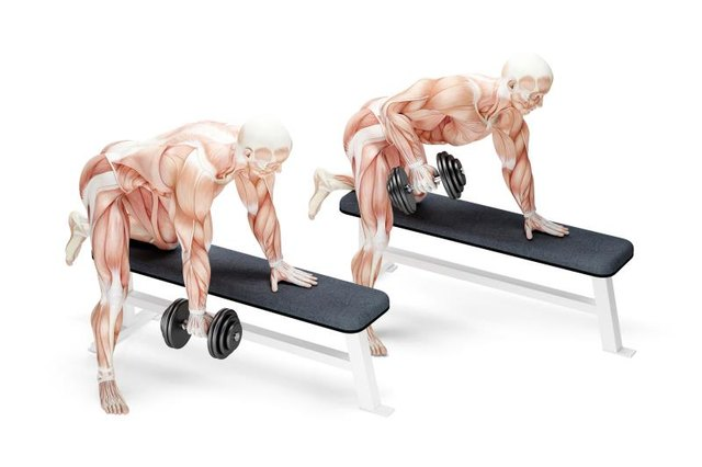 Use a bench for stability.
