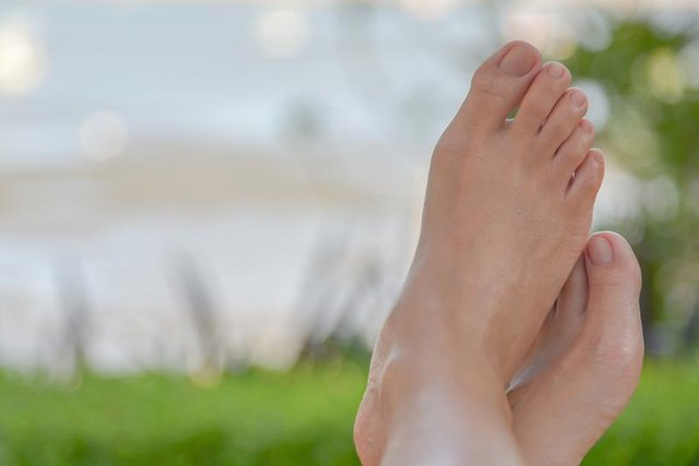 How to Remove Dark Spots on Feet