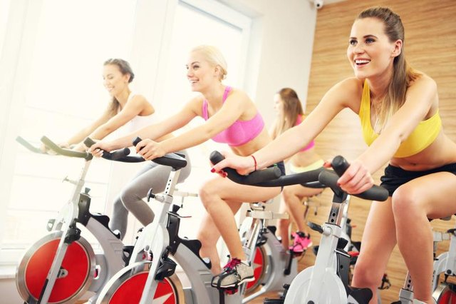 High-Intensity Cycling.