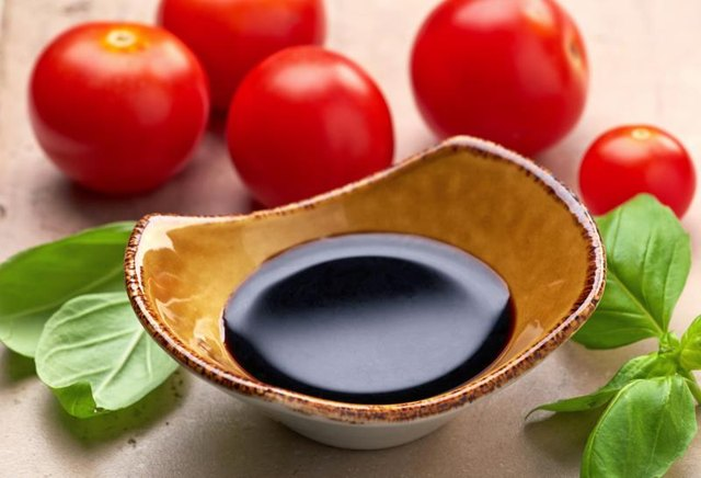 Nutritional Problems of Balsamic Vinegar