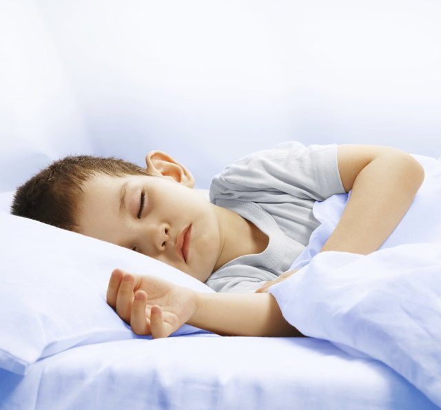 Sleep plays a large role in proper growth.