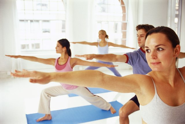 Yoga will put little strain on the body while increasing your flexibility.