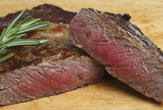 red meat may increase inflammation