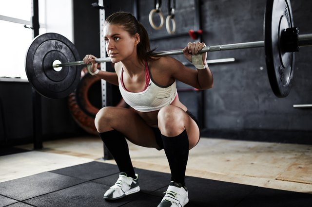 You must perform a full squat for the lift to count.
