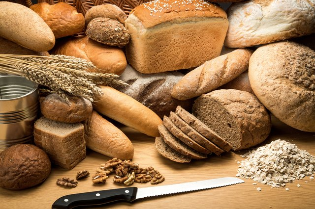 Carbs will fuel your run and make up the bulk of your diet.