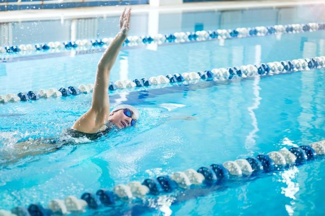 The Effect of Water Temperature on Swimmers