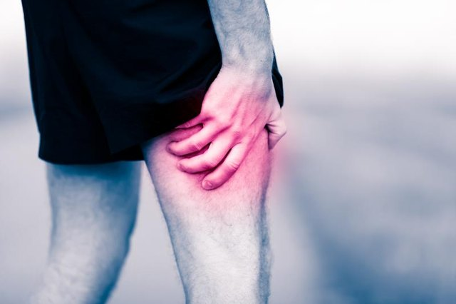 Muscle Cramps in the Legs and Nutritional Deficiencies