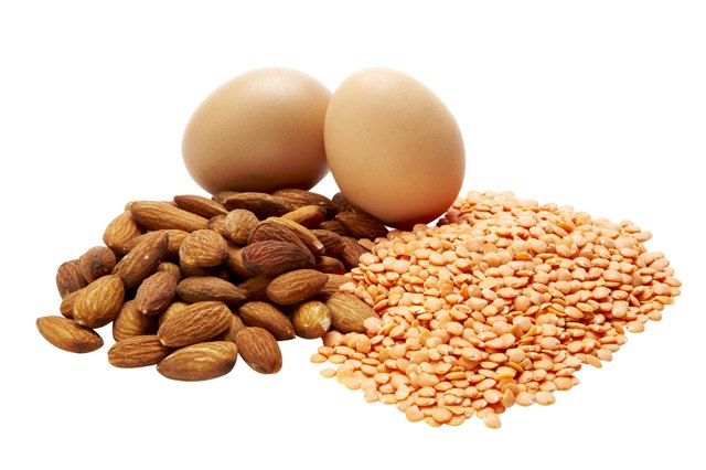 Get your daily protein from low-fat foods to lose weight.