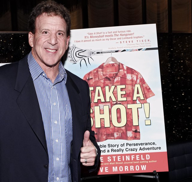 Actor and trainer, Jake Steinfeld, is behind Body By Jake products.